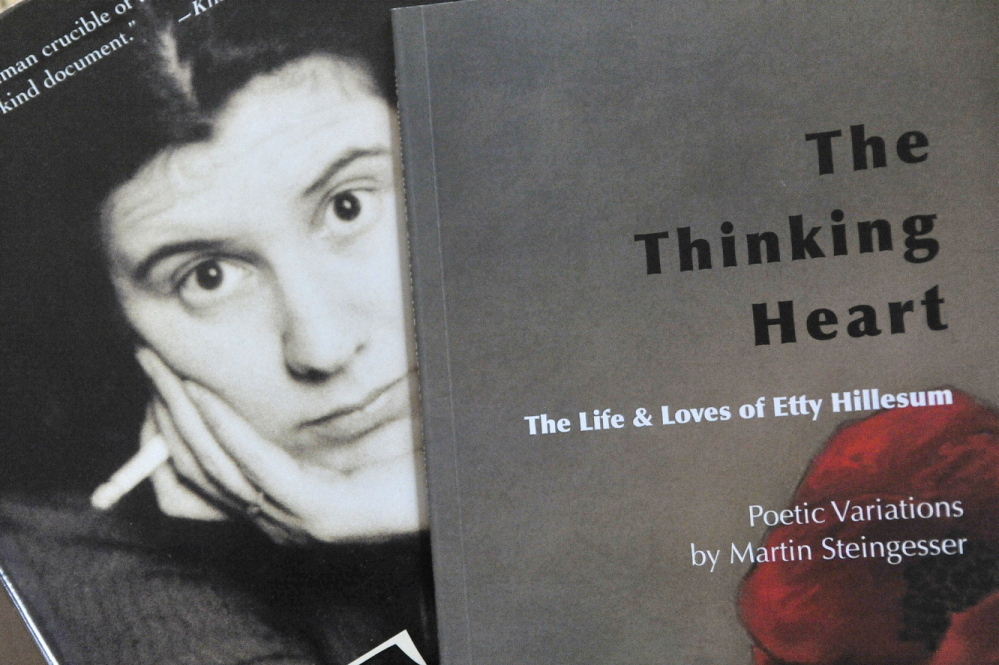 """""""The Thinking Heart"""" is a poetic telling of Hillesum's story. This year marks the 100th anniversary of her birth."""