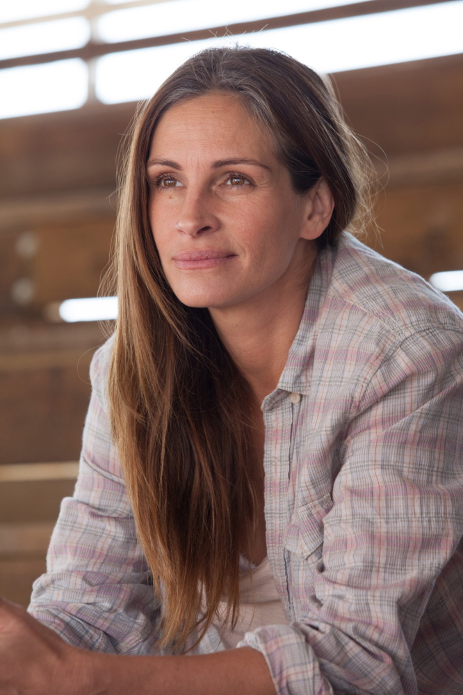 "Julia Roberts as Barbara Weston in ""August: Osage County."""