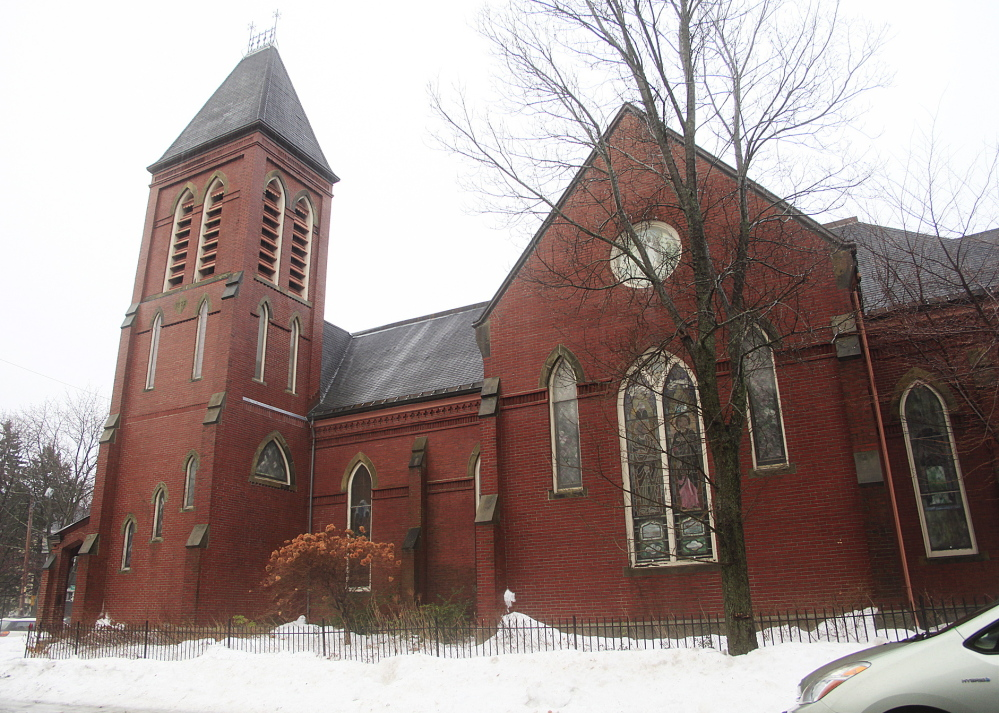 The Williston-West Church on Thomas Street in Portland was bought by an Australian businessman to use as his company headquarters.