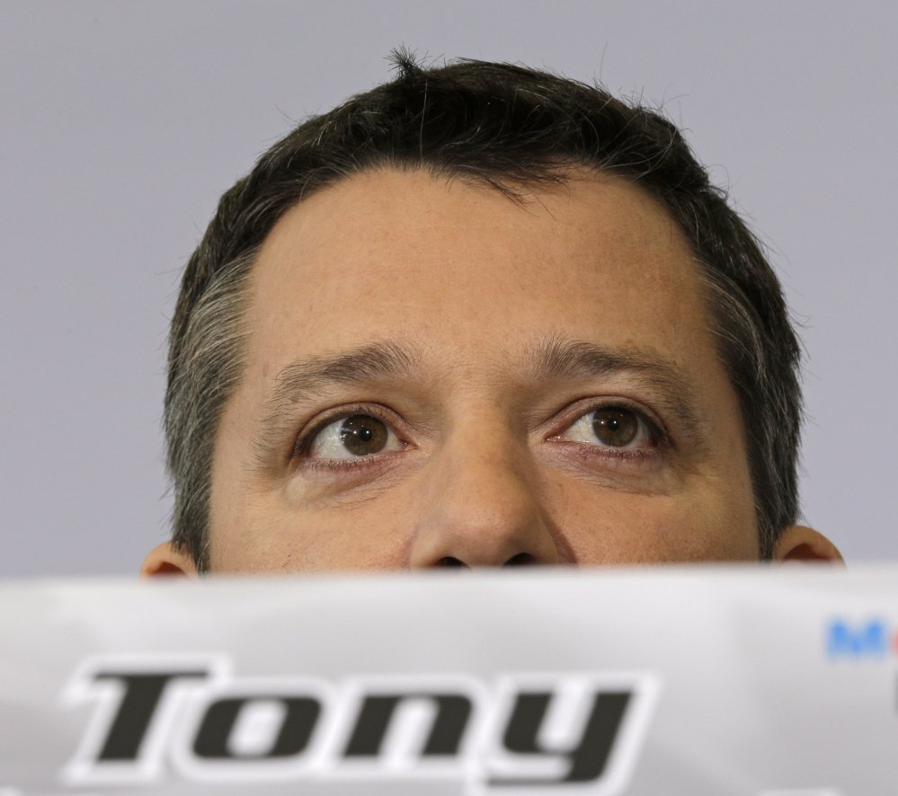 NASCAR driver and team co-owner Tony Stewart is expected to race in the season that begins in February.