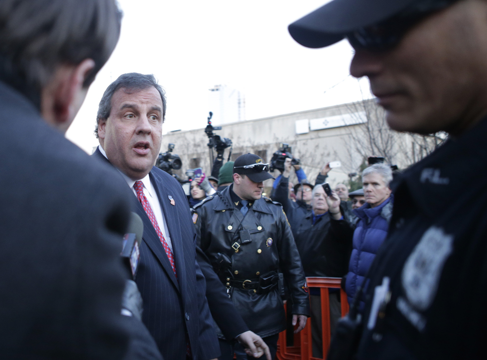 As New Jersey Gov. Chris Christie tries to control the damage from a bridge scandal and a federal investigation involving his top aides, federal auditors are launching a separate inquiry into his administration's use of federal disaster recovery funds for an ad campaign.