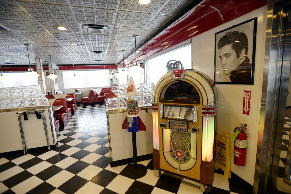 Everything's a throwback – from the decor to the classic diner fare – at Blast from the Past Too Diner in Scarborough.
