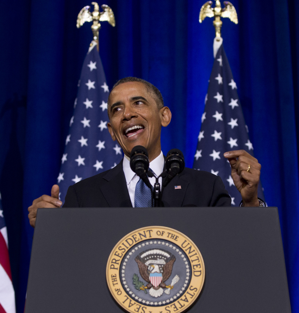 President Obama announces changes to NSA surveillance programs while calling for more changes Friday.