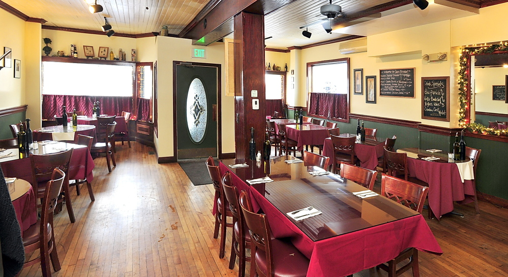 Casa Novello in Westbrook draws a hungry crowd for its 2-for-1 menu nights on Mondays and Tuesdays.