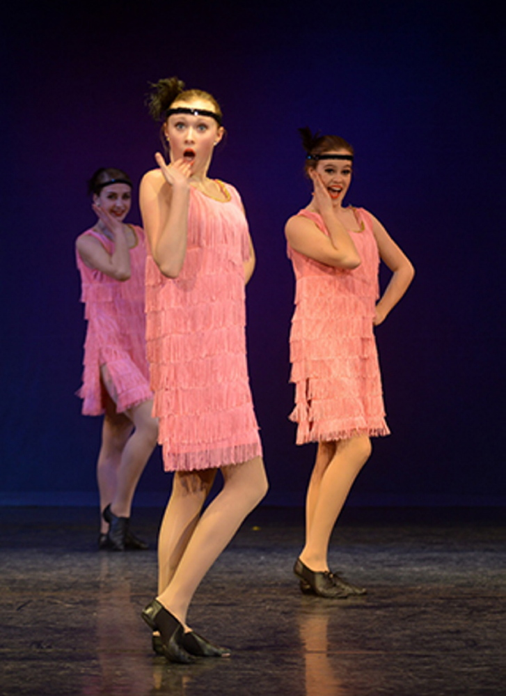 """Maine State Ballet presents """"Tap, Tap, Jazz"""" on Friday and Saturday in Falmouth."""