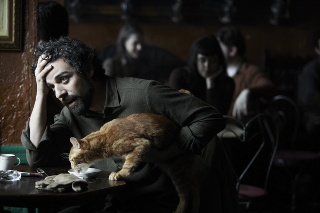 Why not Oscar Isaac and/or the Coen brothers for