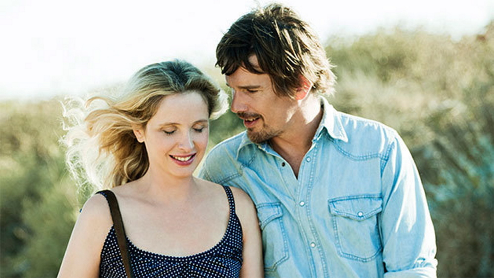 """Shoulda been a contender: Julie Delpy in """"Before Midnight."""""""