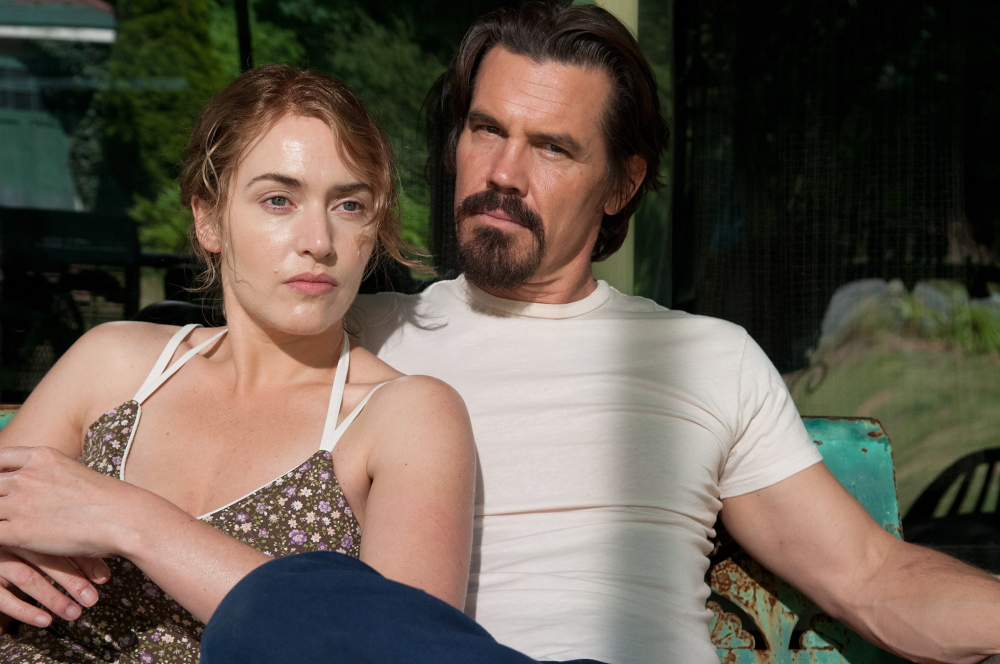 """Kate Winslet and Josh Brolin in a scene from """"Labor Day."""""""