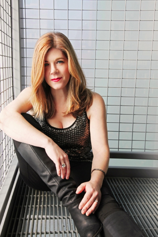 Singer-songwriter Dar Williams performs at One Longfellow Square in Portland on Saturday.