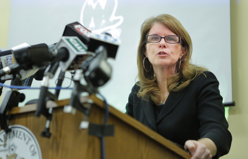 Messages between high-level staff at the Department of Health and Human Services, including Commissioner Mary Mayhew, show how the agency is trying to ramp up its argument against expansion of MaineCare.