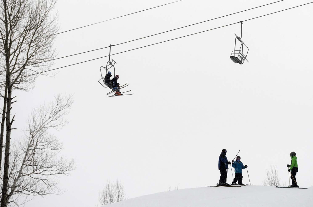 Whether this season is uplifting or downhill all the way has yet to be determined, but all agree it's a make-or-break winter for Black Mountain, now a community-run ski area struggling to remain profitable in the face of many challenges.
