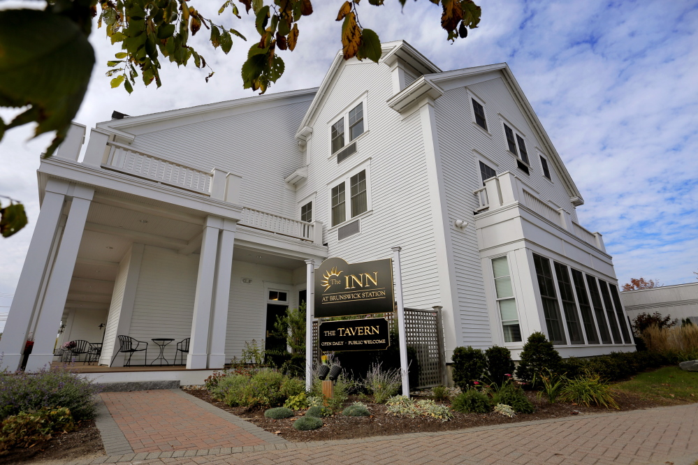 The Inn at Brunswick Station must change its name by April 4.