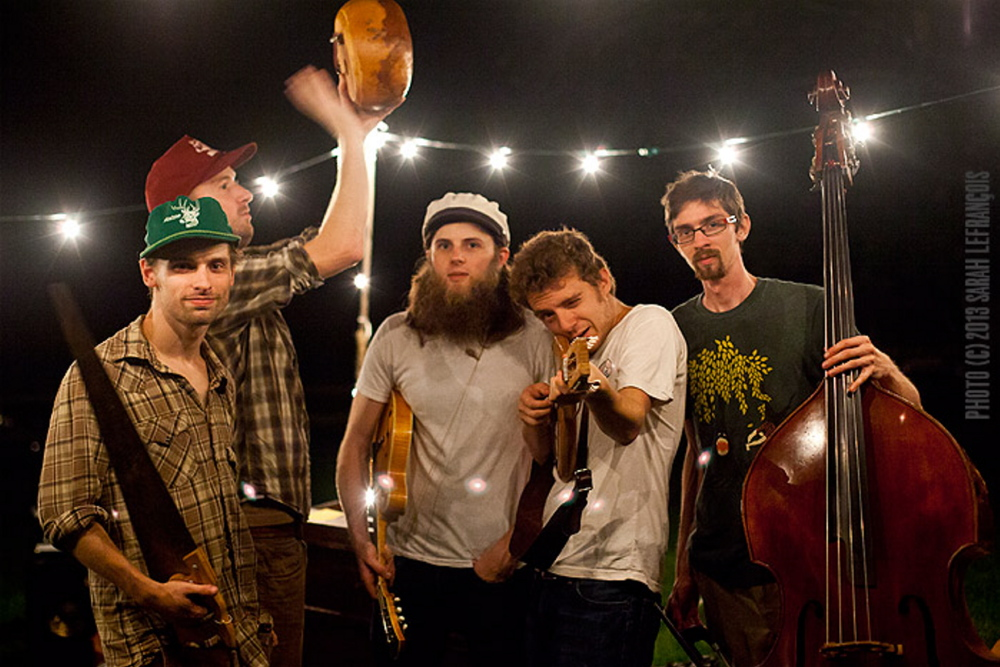 Poor Old Shine comes to One Longfellow Square in Portland on Saturday.