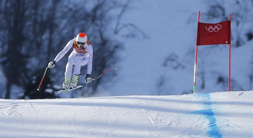 Bode Miller, who had the fastest time in the first training run on the Olympic course and was sixth Friday, has the speed do well in the downhill and maybe – just maybe – claim the gold medal. Different strengths are needed on different portions of the course.