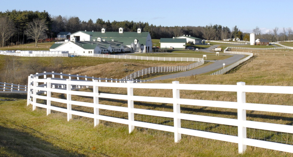 Pineland Farms in New Gloucester was established in 1999, when the Libra Foundation bought a former state residential facility for people with developmental disabilities.