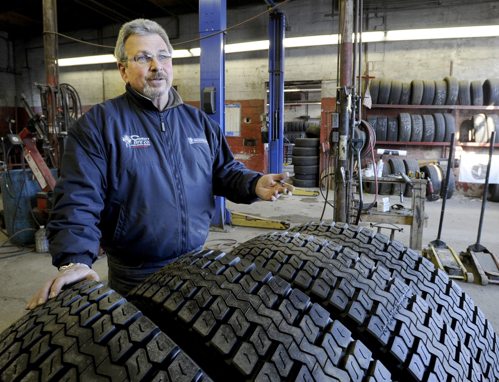 Manager Jimmy Galvin talks about his 41-year career at Century Tire, a landmark business that will close Friday after 88 years. It's believed to be the oldest family-owned tire company in New England.
