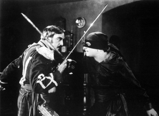 """The Portland Symphony Orchestra will accompany the 1920 silent film """"The Mark of Zorro"""" in a Pops! concert on Saturday and Sunday at Merrill Auditorium."""