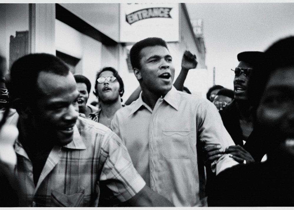 """The documentary """"The Trials of Muhammad Ali"""" will be screened at Space Gallery in Portland on Wednesday."""
