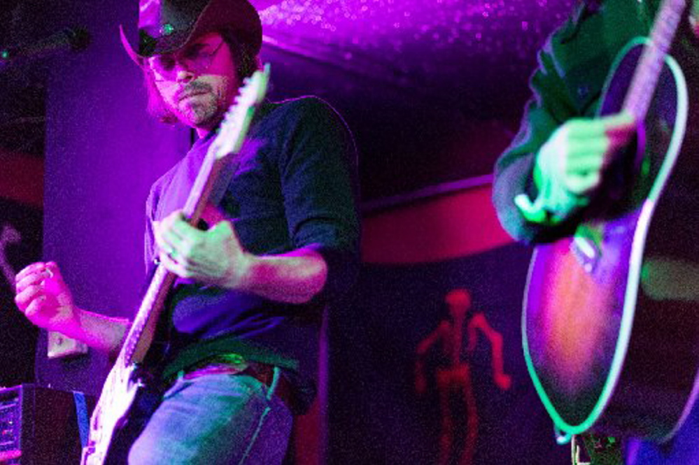 The Mallett Brothers Band opens for Blackberry Smoke on Sunday in Portland.