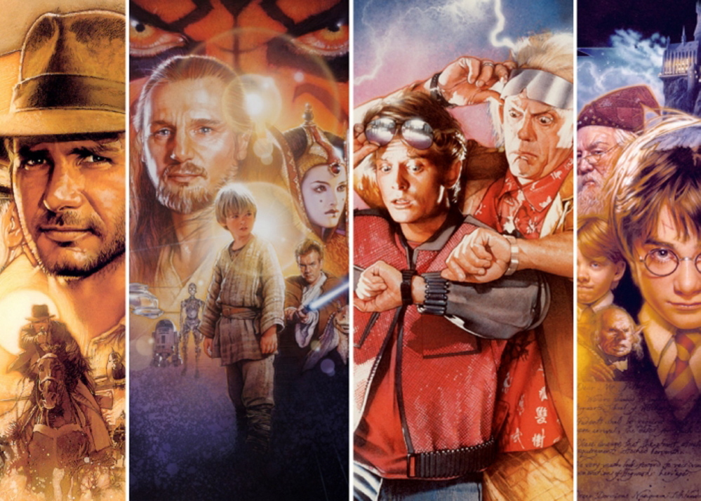 """Drew: The Man Behind the Poster,"" a documentary about the career of poster artist Drew Struzan, will be screened at Space Gallery in Portland on Tuesday."