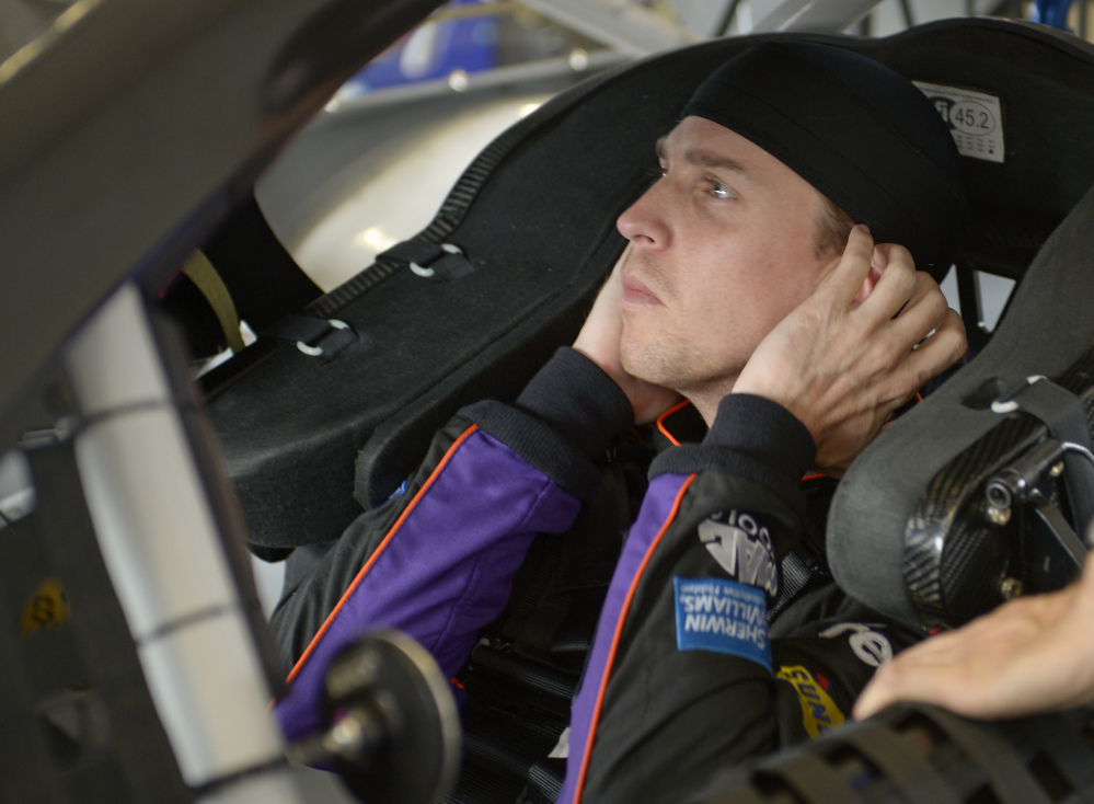 Denny Hamlin's drive is understandable, given how a broken back cost him five races last year.