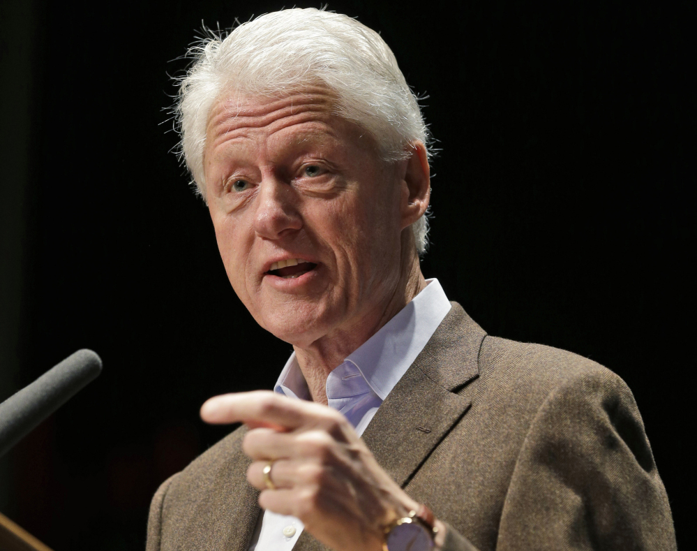 The National Archives has released previously confidential documents from former President Bill Clinton's administration.