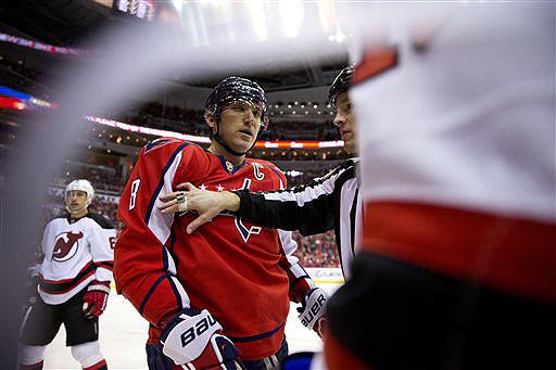 """Washington Capitals right wing Alexander Ovechkin is Russia's highest-profile winter athlete. """"I don't feel pressure right now because I'm here,"""" he said last week back in the United States. """"But I'm sure as soon as I go into Sochi I'm going to feel it."""""""
