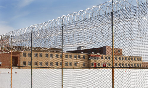 The Maine Correctional Center in Windham.