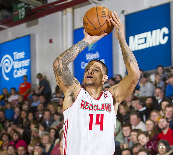 Chris Babb was not putting up big numbers with the Red Claws, but the Celtics watched him in person and on tape and signed him to a 10-day contract recently.