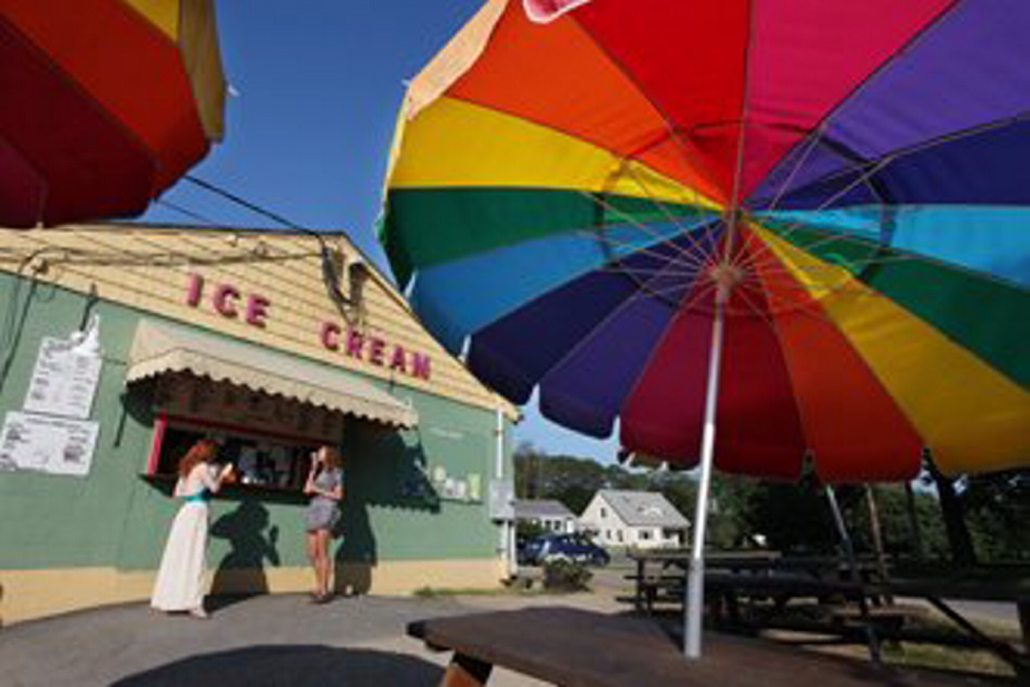 We all scream … for the opening of our favorite ice cream stand.