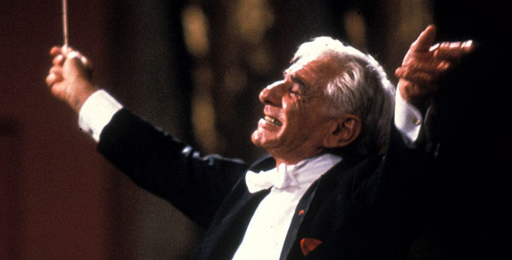 Leonard Bernstein's Kaddish Symphony reflected his struggles with issues of faith and human suffering, and his desire to write flourishing melodies.