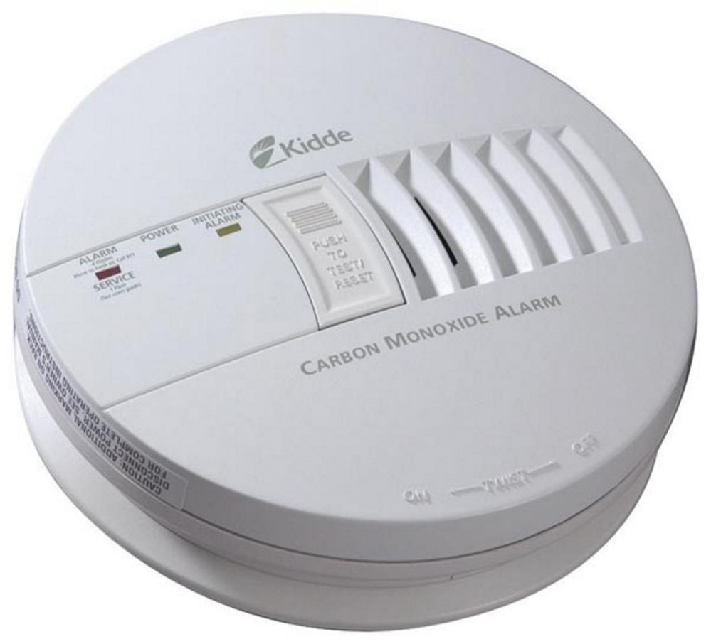 Carbon monoxide dectectors are proven lifesavers.