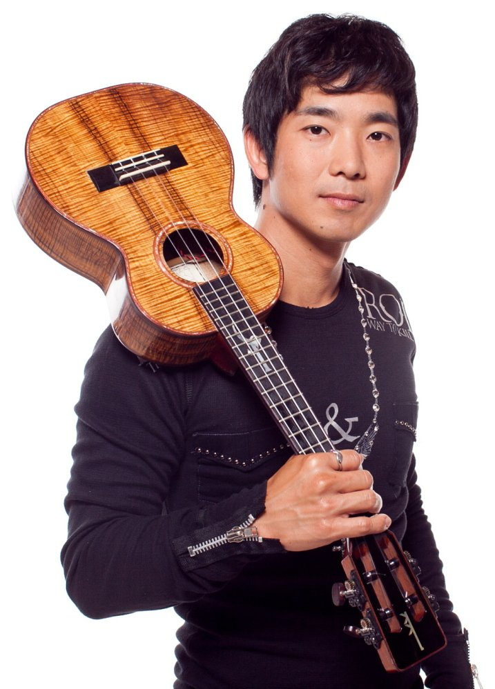 Jake Shimabukuro has toured the world since a YouTube video made him famous in 2006.