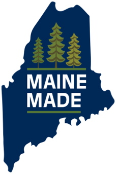 """The former Beam plant will be renamed Boston Brands of Maine. Brands to be transferred from other Sazerac facilities for bottling and sale in Maine include Canadian LTD, Fleischmann's Vodka and Fleischmann's Blended Whiskey. The bottles will be marked with """"Maine Made"""" stickers, pictured above."""