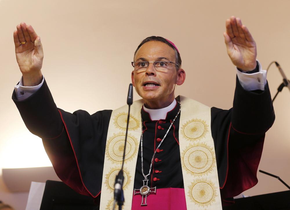Bishop of Limburg Franz-Peter Tebartz-van Elst