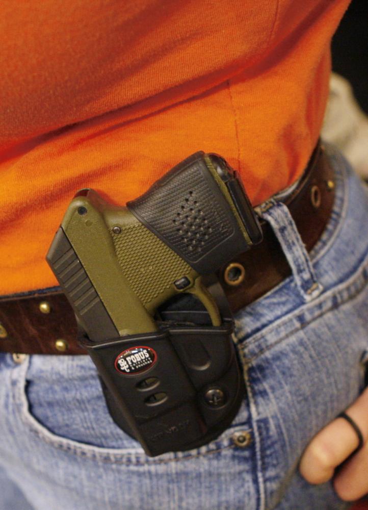 Florida may give immunity to those who display a gun or fire a warning shot.