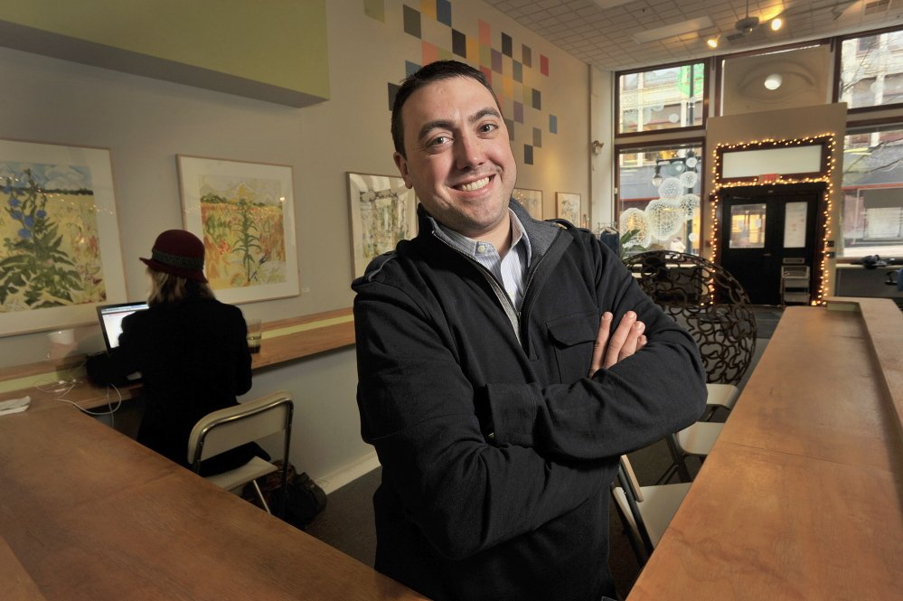 Nick Pontacoloni, CEO of technology startup OwnerAide, a home ownership and improvement online tool.