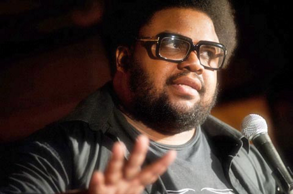Lamont Price is among the comedians who will perform in Laughs for Africa, to benefit the African Hope Network, at the Porthole Restaurant in Portland on Saturday.