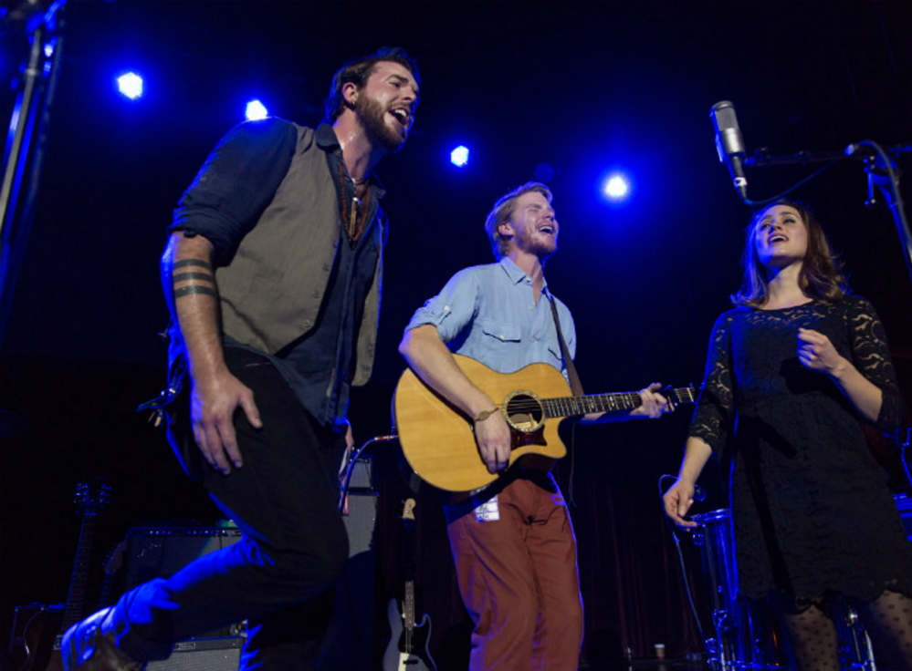 The Ballroom Thieves will play at Empire in Portland on Friday.
