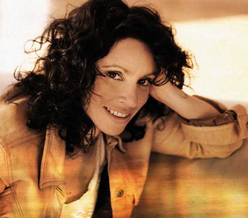 Singer-songwriter Lucy Kaplansky is at One Longfellow Square in Portland on April 12.