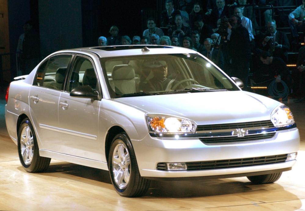 Chevrolet Malibu: Power steering issues