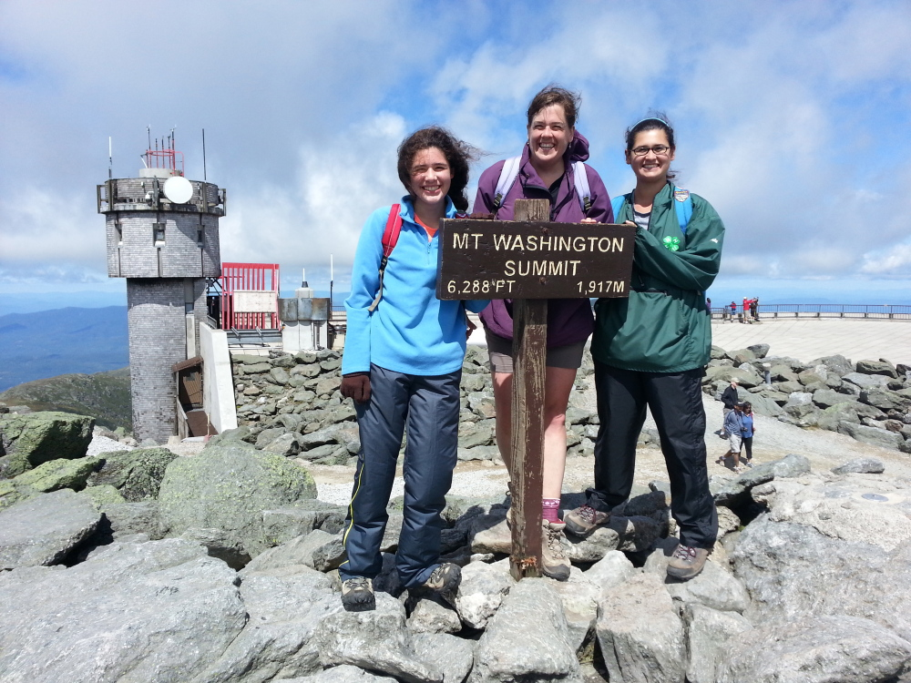 Mount Washington's summit can feel like the top of the world, and one must take precautions aplenty before ascending as we did in 2013.