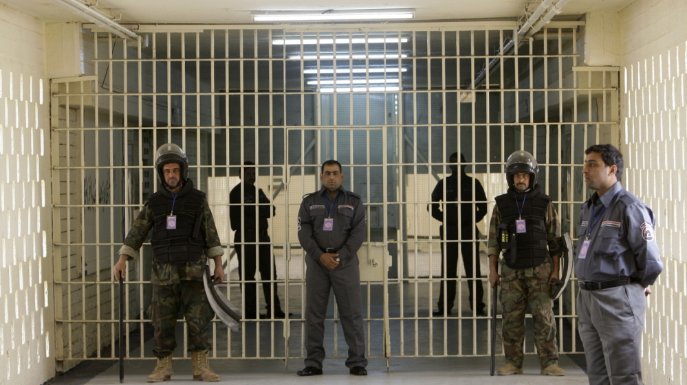 Baghdad's Abu Ghraib was made infamous by images that were made public in 2004 of U.S. troops humiliating Iraqi prisoners.