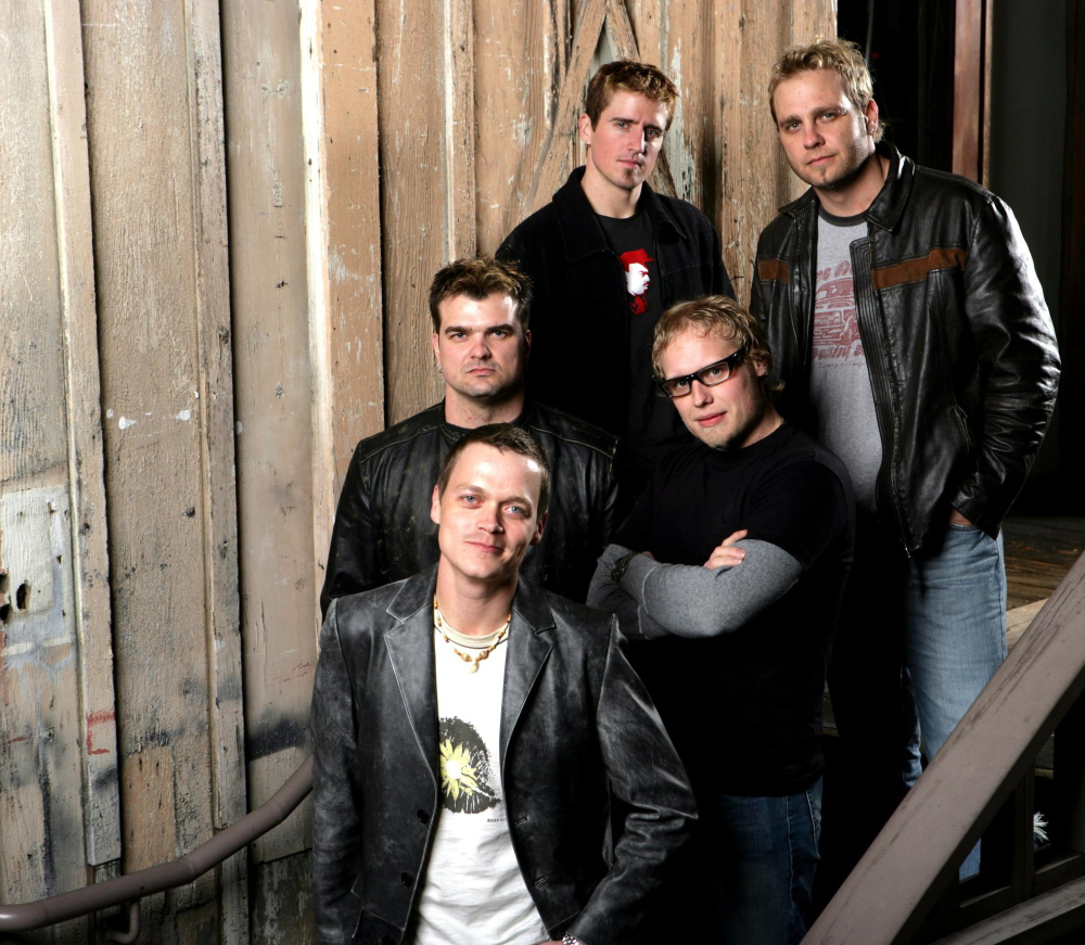3 Doors Down will play at the Maine State Pier in Portland on Aug. 3.