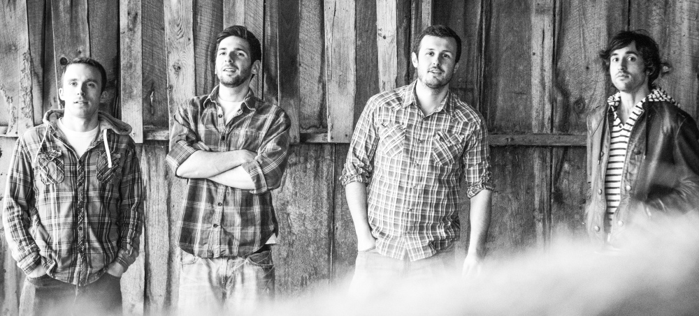 """Joe Gallant and the Transit release """"The Rise and the Fall"""" on May 20."""