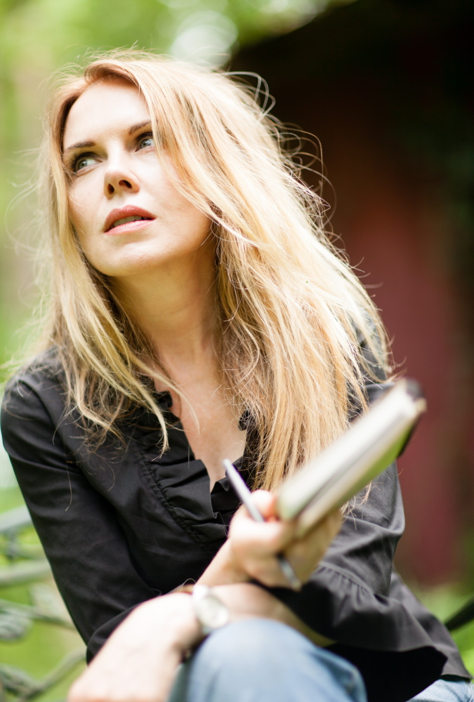 """Mary Fahl will perform songs from her new album, """"Love & Gravity,"""" at One Longfellow Square in Portland Friday."""