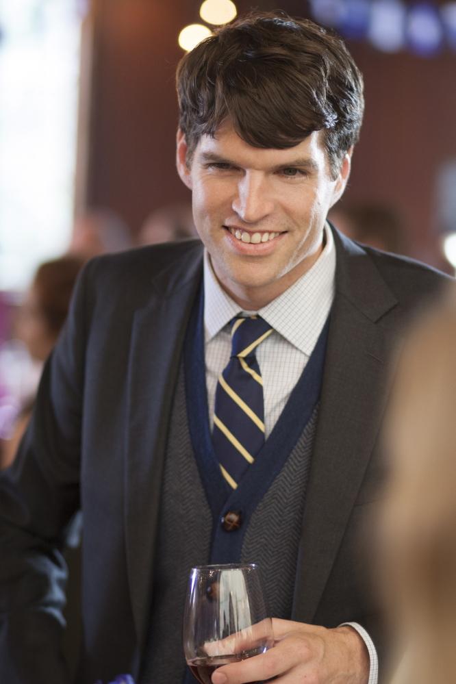 "Tim Simons portrays Jonah Ryan on ""Veep,"" an unlikeable character with a bad wardrobe."