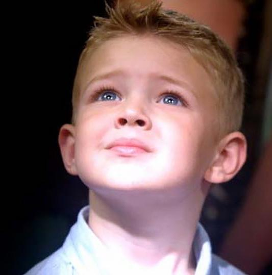 Connor Corum as Colton Burpo.
