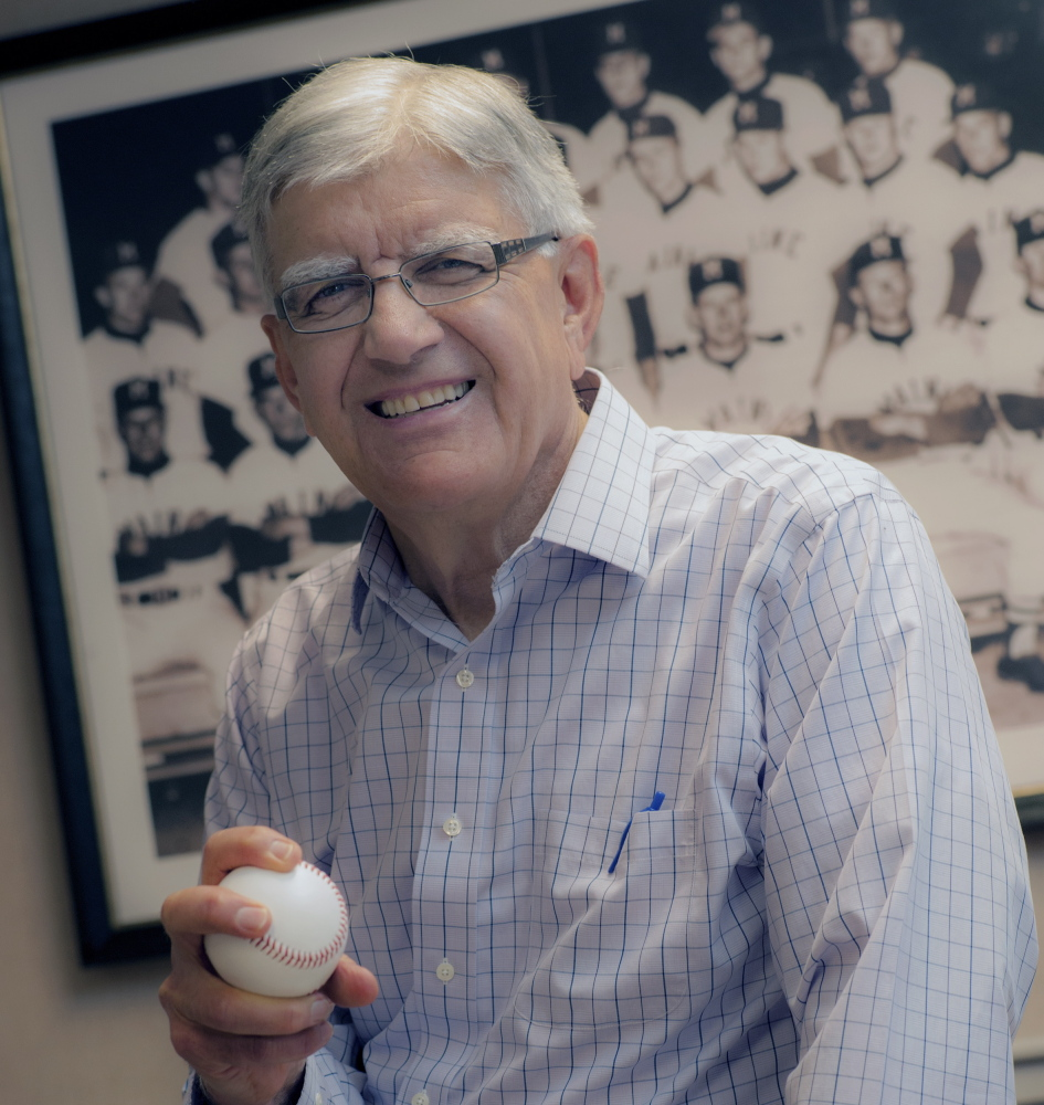 Joe Ferris, who was the Most Outstanding Player of the 1964 College World Series as the ace for the University of Maine, has quite the time coming up. He'll be inducted into the Maine Sports Hall of Fame on Sunday, then will welcome former Black Bears from his team that finished third in the nation.