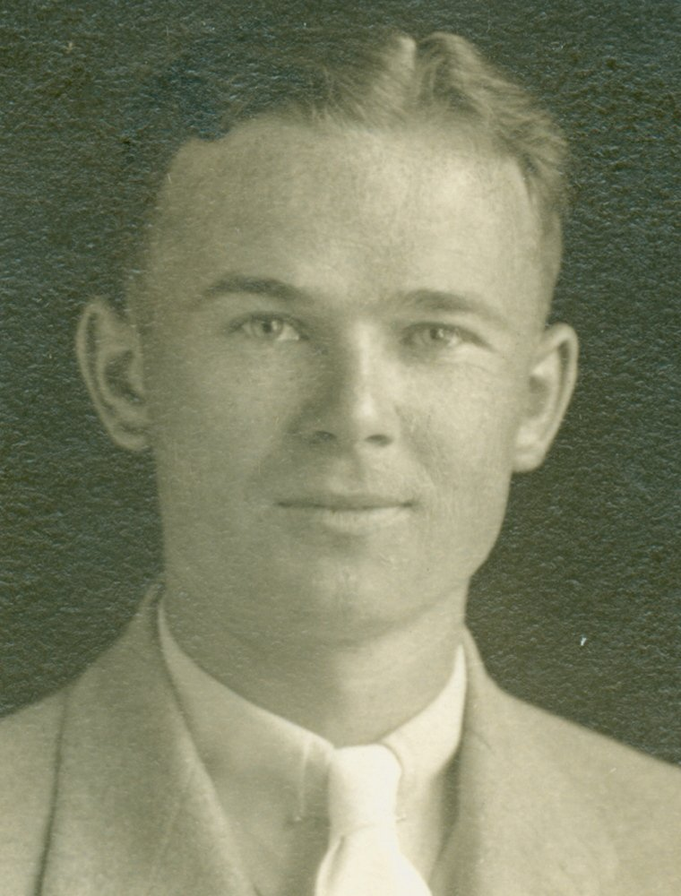 Federal Agent Walter R. Walsh in 1934.